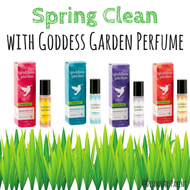 Goddess Garden Organics, Goddess Garden Perfumes, Organic