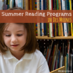 Summer Reading Programs in Des Moines
