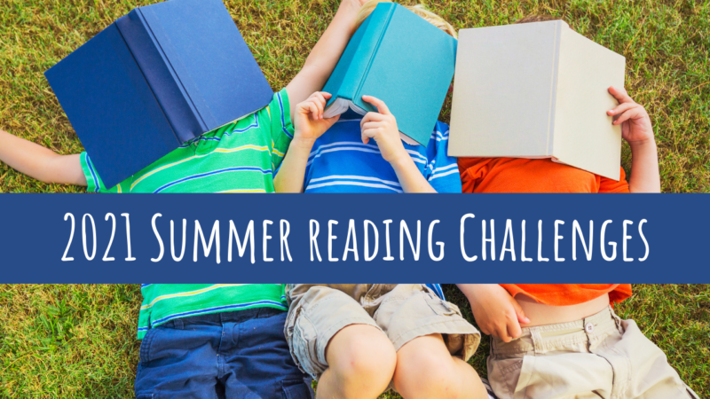 Summer Reading in Des Moines
