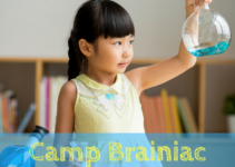 Camp Brainiac, Des Moines, Iowa, Summer, Camp