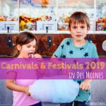 Carnivals & Festivals in Des Moines