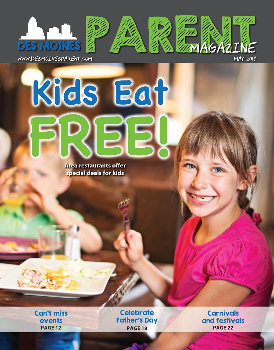 Des Moines, Des Moines Parent Magazine