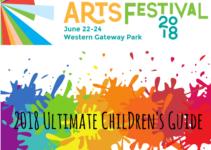 Des Moines Arts Festival, Kids, Des Moines, Iowa