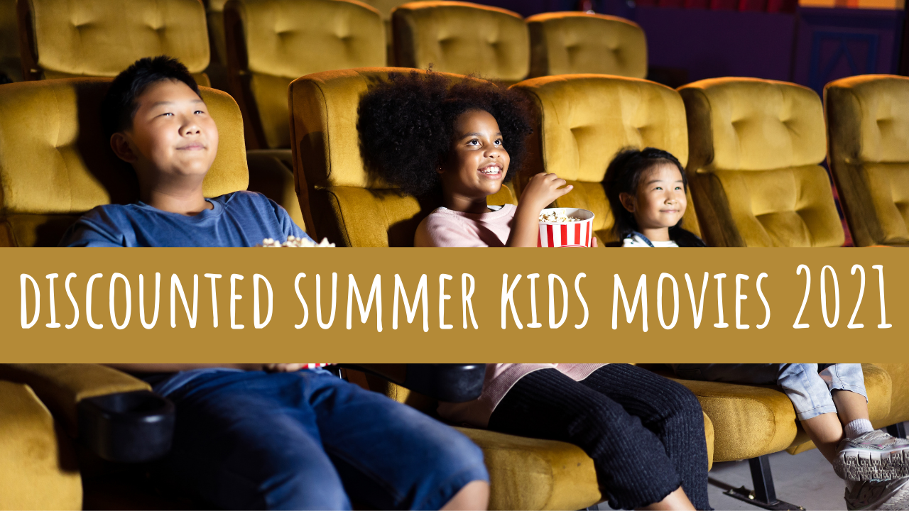Discounted Summer Kids Movies in Des Moines