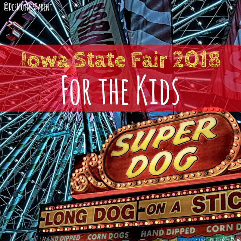 Iowa State Fair, Summer, 2018, Des Moines, Iowa