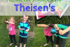 Theisen's, Summer, Des Moines, Ames