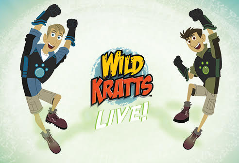 Wild Kratts Live! Coming to Des Moines + Giveaway!