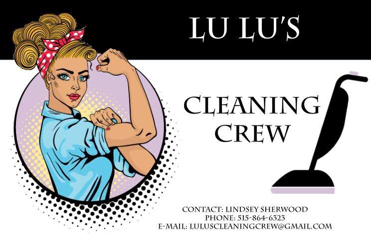 Lu Lu's Cleaning Crew, Cleaning, Des Moines, Iowa