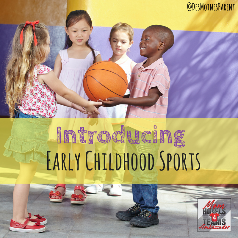 Early Childhood Sports, Toddler, sports, Hotels4Teams