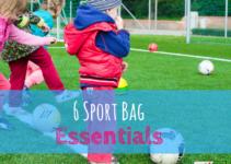 Sport Bag Essentials, Hotels4Teams, sports,