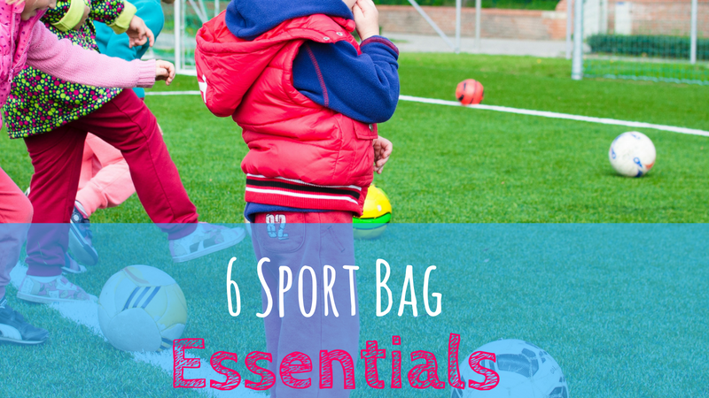 6 Sports Bag Essentials