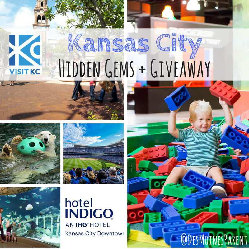 Kansas City Hidden Gems + Giveaway!