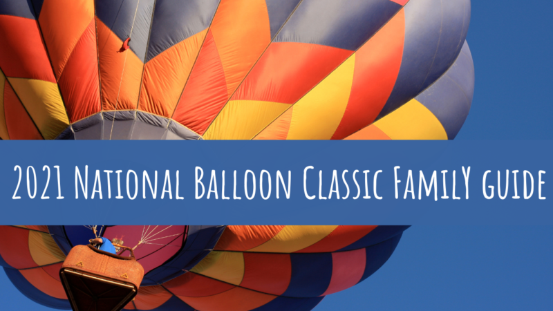2021 National Balloon Classic Guide