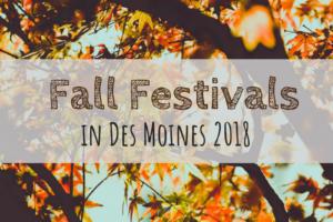 Fall, festival, Des Moines
