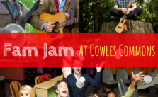 Fam Jam, Cowles Commons, Des Moines Performing Arts