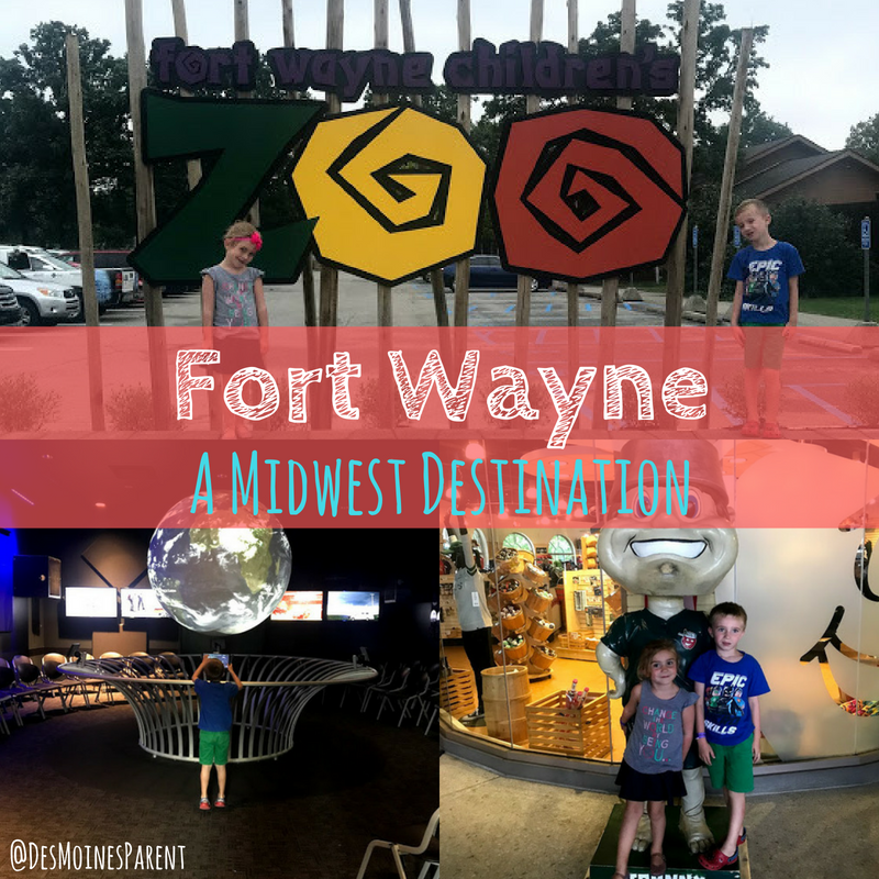 Fort Wayne a Midwest Family Destination