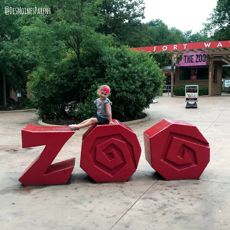 Fort Wayne Children's Zoo, Fort Wayne, Indiana
