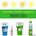 Goddess Garden Organics: Minerals Rock