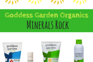 Goddess Garden, Sunscreen
