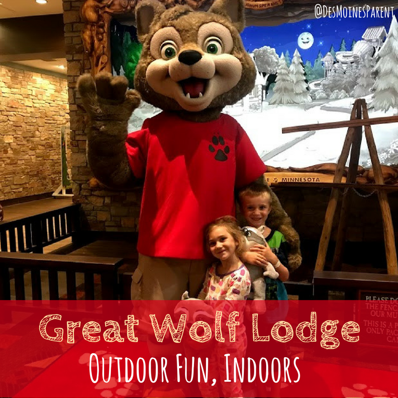Great Wolf Lodge Minnesota: Outdoor Fun, Indoors