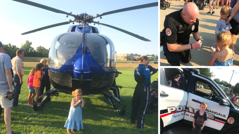 National Night Out in Des Moines