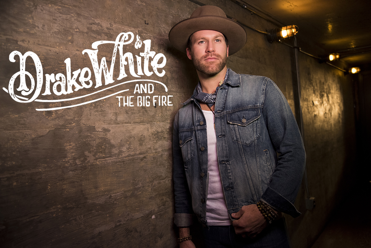 Drake White and The Big Fire, Glow Wild, Jester Park