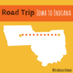 Road Trip: Iowa to Indiana