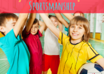 Sportsmanship, Early Childhood Sports, sports