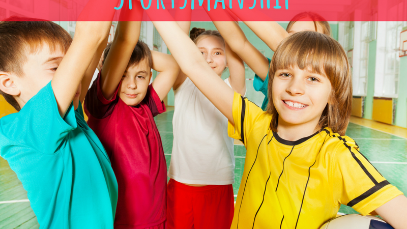 Early Childhood Sports: Sportsmanship