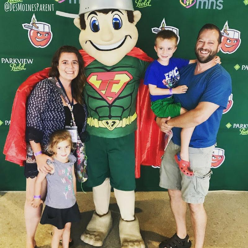 TinCaps, Fort Wayne, Indiana, baseball