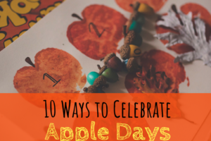 Apple Days, Crafts, Apples
