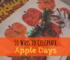 Apple Days, Crafts, Apples
