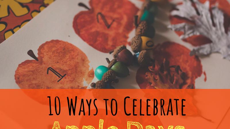 10 Ways to Celebrate Apple Days