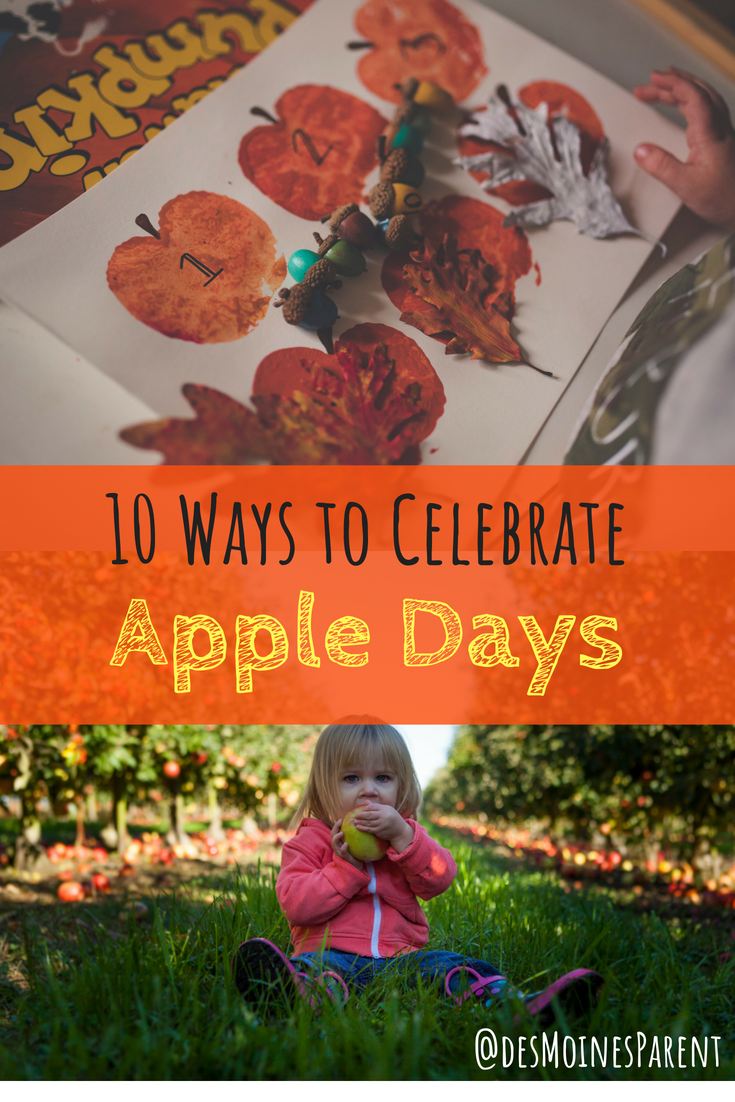 Apple Days, crafts, October, fall