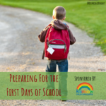 Preparing for the First Days of School