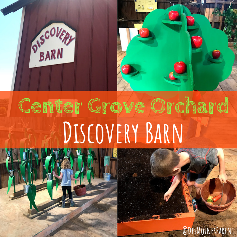 Center Grove Orchard, Des Moines, Pumpkin patch