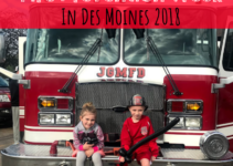 Fire Prevention Week, Des Moines, Iowa