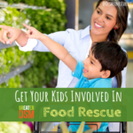 Get Your Kids Involved in Food Rescue!