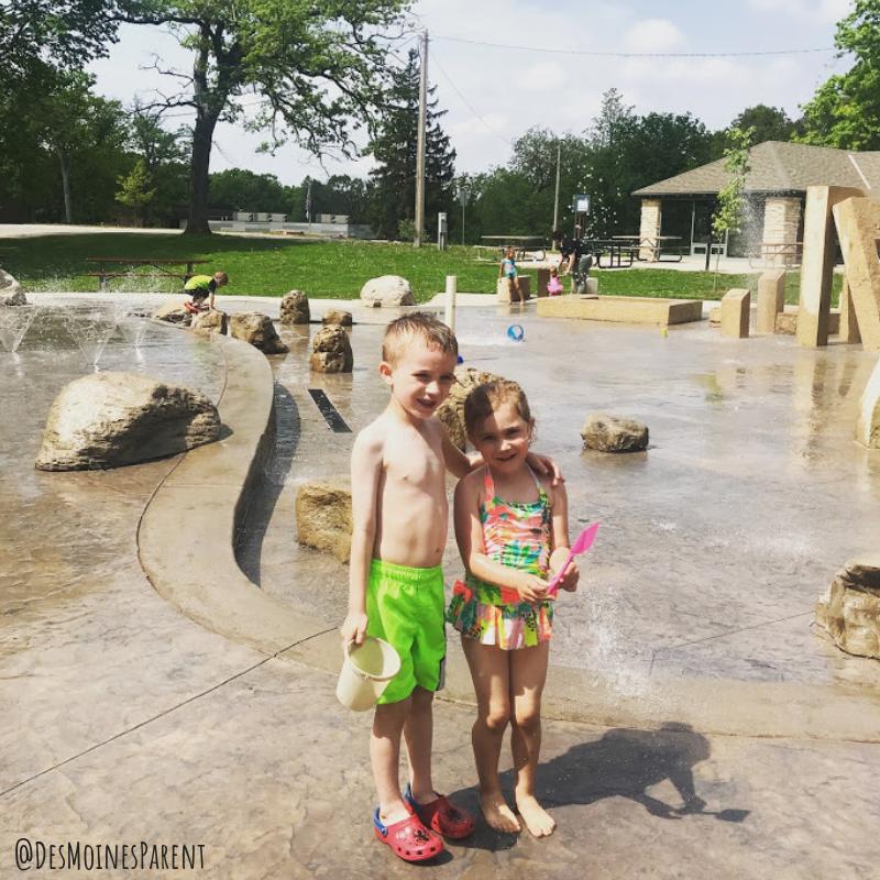 Greenwood Park, Des Moines