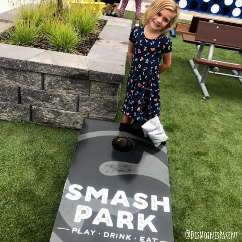 Des Moines, Smash Park, Iowa