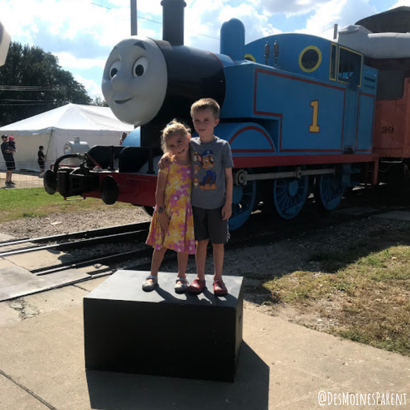 Day Out With Thomas, Thomas the Train, Boone, Iowa