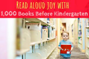 reading, kindergarten, books