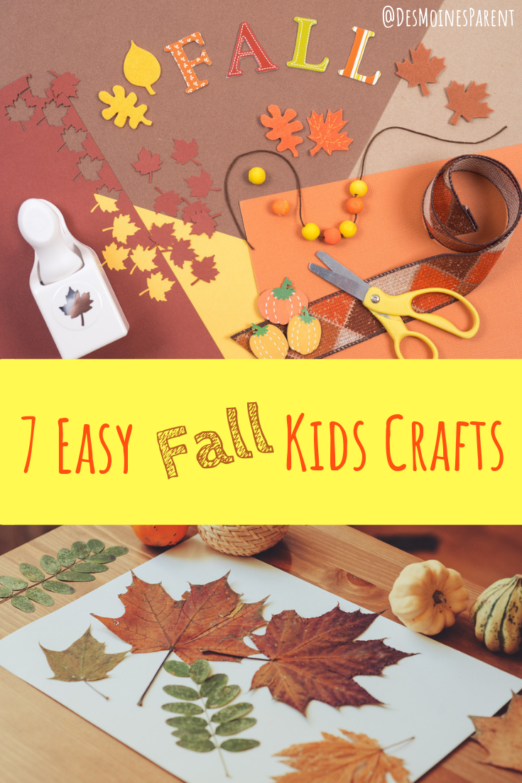 Fall, Autumn, Crafts
