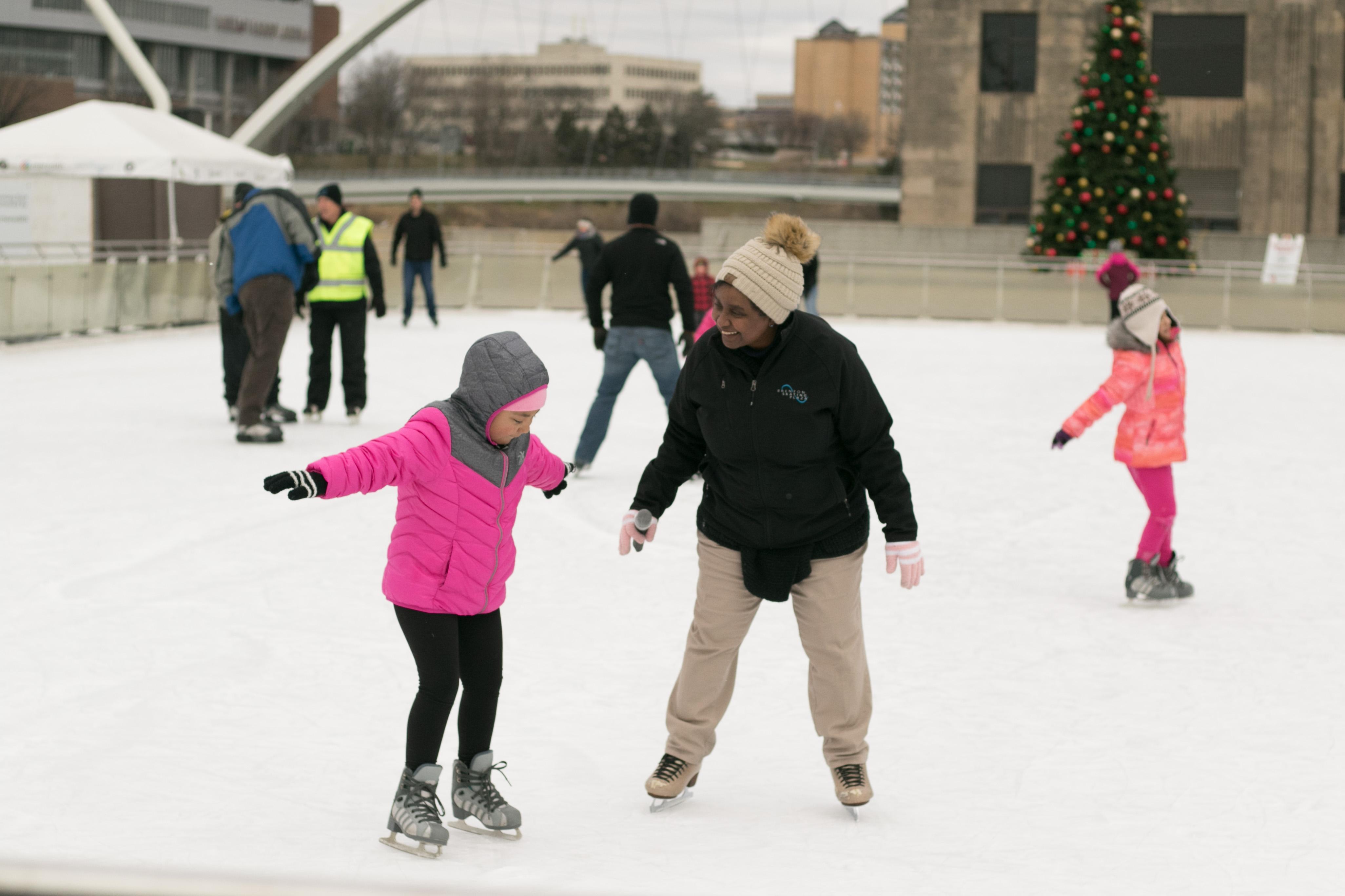 Brenton Skating Plaza, Des Moines, Iowa