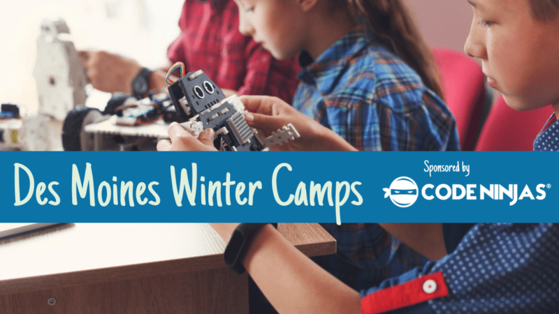 Winter Camps for Kids in Des Moines