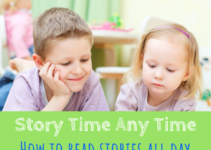 Story time, books, literacy, education