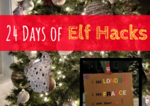 Elf Hacks, Elf on the Shelf, Christmas