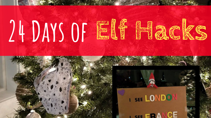 24 Days of Elf Hacks