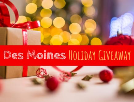 Des Moines, Iowa, Des Moines giveaway, giveaway, holiday giveaway, Des Moines experiences