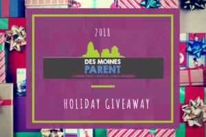 Des Moines Parent, Des Moines, giveaway